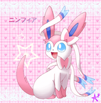 Pkmn - Sylveon by CaninePrince