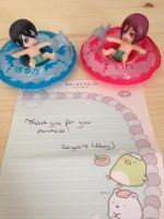 My Rubber Ring RinHaru Babies 1 by ZinniaSnowdrop