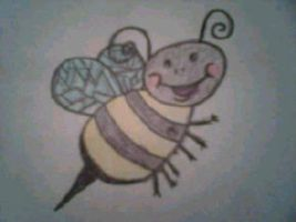Bumbly Bee by DoOm-Wolf