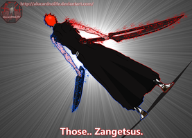 Bleach 542: Those.. Zangetsus. by AlucardNoLife