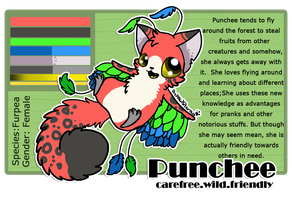 :Punchee Ref: by PrePAWSterous