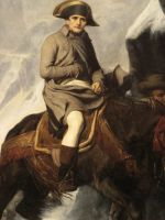 Napoleon crossing the alps by irrlicht71