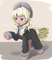 Ponification (Russia-onee-sama) by RallerAE