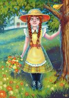 anne from green gables by jameli