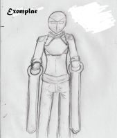 The Exemplar by TheBurningFist
