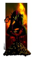 Green Goblin by GabrielJardim
