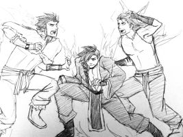 LoK: Brothers at War by JAWjakerssure
