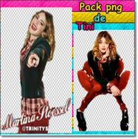 Pack De Tini by Cande1112
