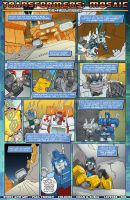THE FREELANCERS by Transformers-Mosaic