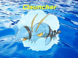 Clauncher by PokeWaffle