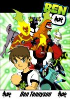 BEN 10 illustration by nightshide