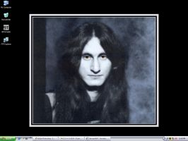 Geddy Lee by LakesideMaiden