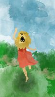 Lion Girl by Tommy92c