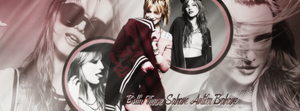 +Bella Thorne by foreverselena12