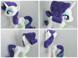 Rarity commission by GreenTeaCreations