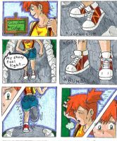 Misty and the Enchanted Forest: Page 3 by BlondeUchiha