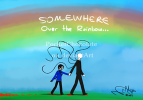 [SV OC] Somewhere Over the Rainbow by PocketChocolate