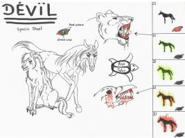 Devil-Specie Sheet by Aspi-Galou