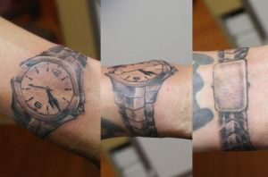 What time is it? by SimplyTattoo