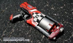 BORDERLANDS 2 INSPIRED NERF STRONGARM PROP by JohnsonArms