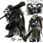 Krampus by cat-gray-and-me78