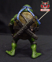 TMNT THE MOVIE 1990 REPAINT 03 by wongjoe82