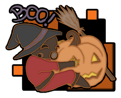 BOO! by Art--Surgery