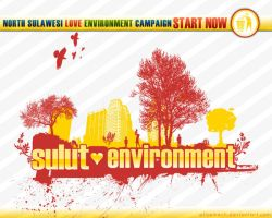 SULUT LOVE Environment by farlydapamanis