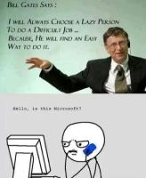 Bill Gates Says by cosenza987