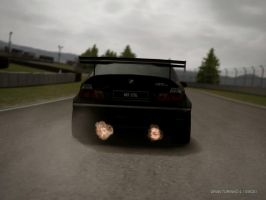 GT4 BMW by Zelras