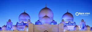 Mosque Scape by bee-eye