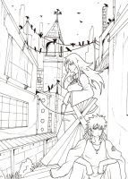 Lines: Windy Passage by solarwind06