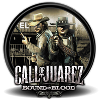 Call of Juarez: Bound in Blood - Icon by Blagoicons