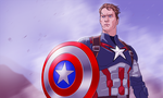 Captain America by pungang