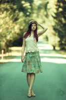 A walk in the park by Cenestelle