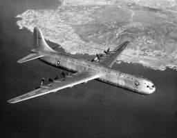 Convair XC-99 by GeneralTate