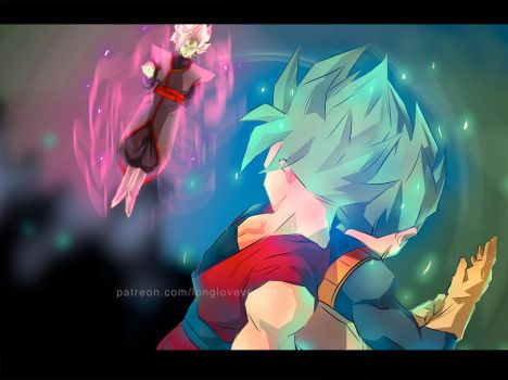 Dragonball Super - 'Shall We Begin?' by longlovevegeta