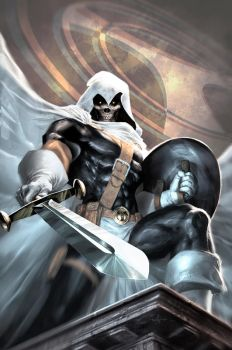 Taskmaster No.1 by AlexGarner