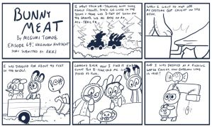 Bunny Meat 64: Halloween Hindsight by RomanJones