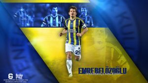Emre Belozglu Wallpaper by Meridiann