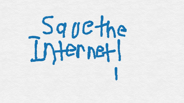 Save the Internet! by hubworld23