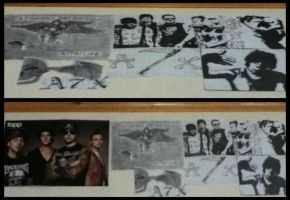 My A7x-Wall by A7xM97