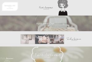 Banners editables by Maleficeent