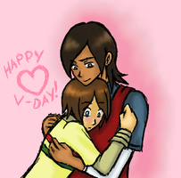 TDI - Happy V-day by airatainted