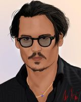 Johnny Depp Best Actor by francesco8657
