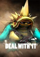 Deal With It (Rammus) by ShadowRaptor89