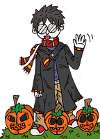 Happy Halloween by Ducie