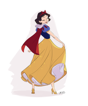 Fairest of All by DisneyJAM