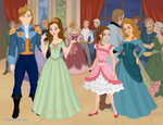 Belle's Family by M-Mannering