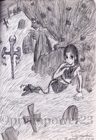 Black Rose Graveyard (2006) by prismpower23